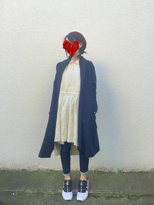 ユニクロファッションコーデ