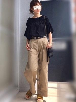 ユニクロファッションコーデ5