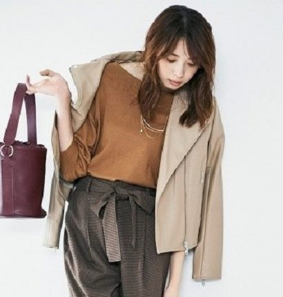 GUファッションコーデ