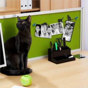 猫のオフィスグッズ