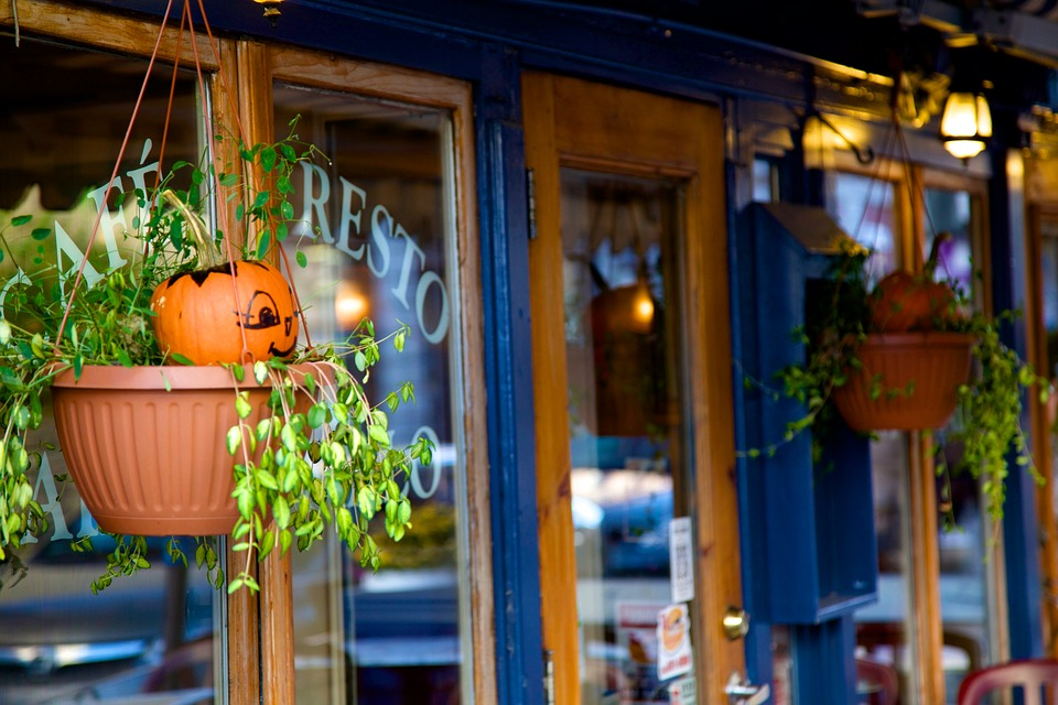 ハロウィンはご褒美スイーツでプチ贅沢♪限定ビュッフェ・カフェ