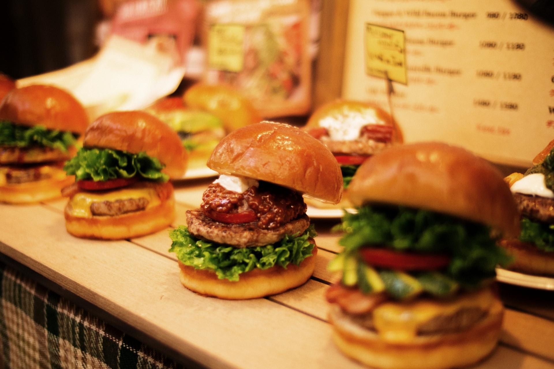 東京都内☆大人のためのハンバーガーレストラン5選