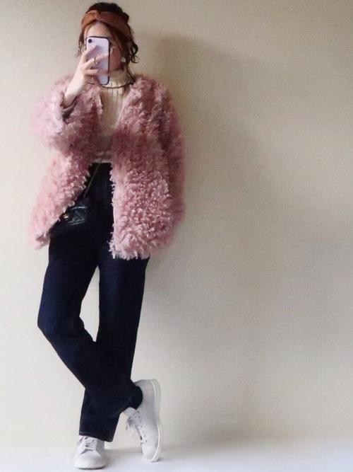 ピンク女子1