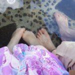 カップルにもおすすめ♪東京都内の癒しの足湯カフェ