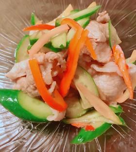肉・野菜・和え物