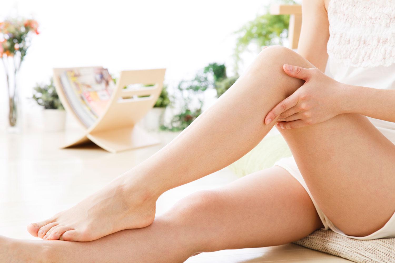 脚痩せダイエットで美脚に変身♪セルフマッサージ法を紹介
