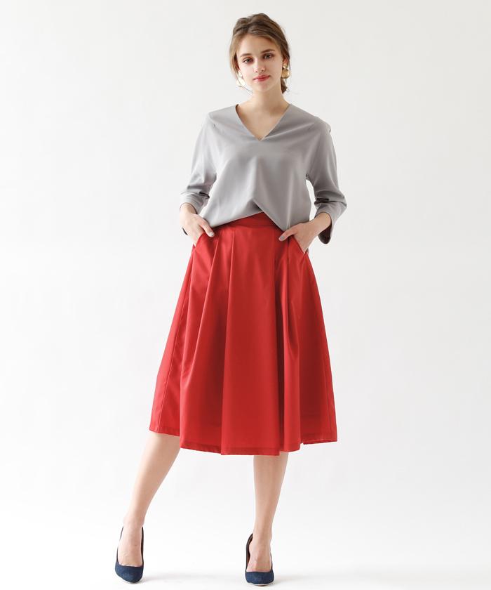 カラースカート
