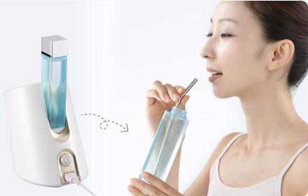 水素水スチーマー