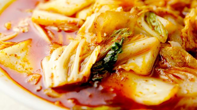 白菜タンメン