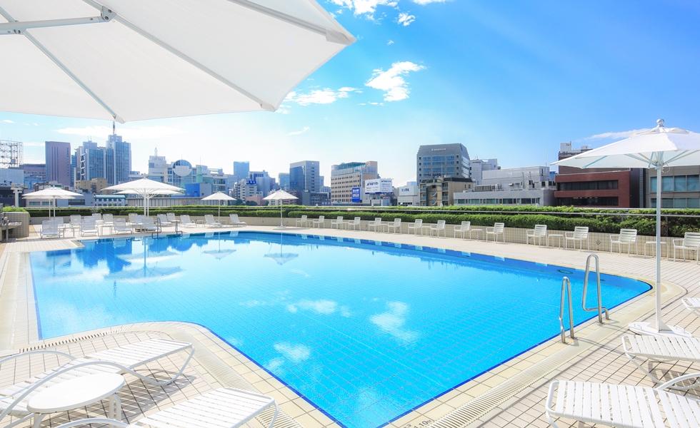 東京ドームガーデンプール