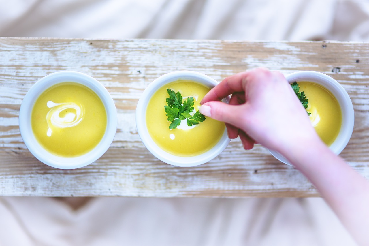 肌荒れ改善レシピ
