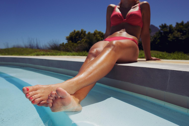 夏までに美脚を目指す!脚痩せトレーニングとおすすめ着圧タイツ