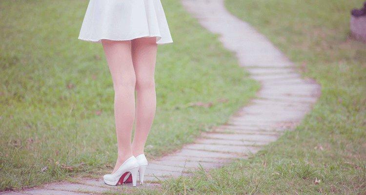 綺麗な脚を手に入れる