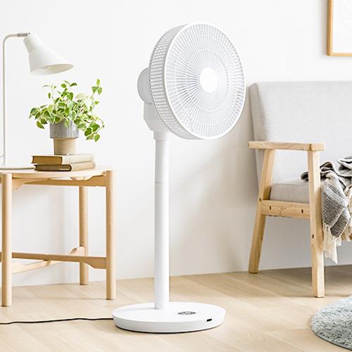3D首振り扇風機